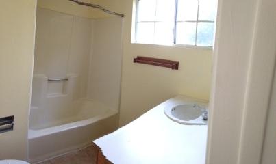 Entry Bathroom